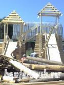 Фото срубов домов
